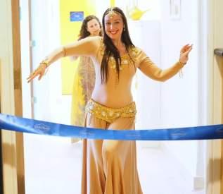 Raniya danst Mata Hari Opening
