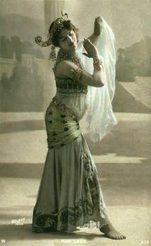 Mata Hari Dansworkshop