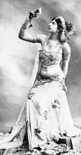 Mata-Hari De Prinses en de Magische Bloem