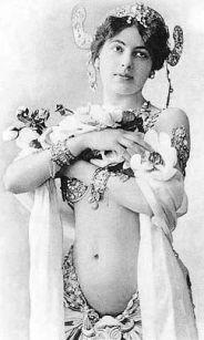 Mata-Hari La Princesse et la Fleur Magique