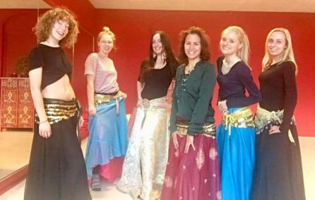 Mata Hari Dansworkshop Haarlem