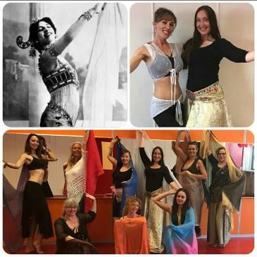 Mata Hari Workshop De Fabriek Leeuwarden