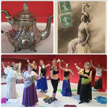 Mata Hari Workshop De Prinses en de Betoverde Bloem Haarlem