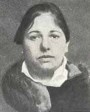 Margaretha Zelle / Mata-Hari niet lang voor haar executie