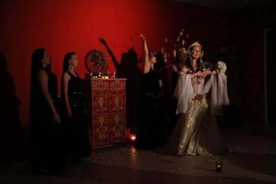 Raniya Bellydance Matahari 17 december 2017 (9)